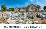 Turkey  Side. The Ancient Roman ...