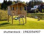 Little Children's Tree House...