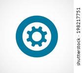 settings icon   Shutterstock .eps vector #198217751