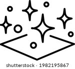 clean surface icon  easy... | Shutterstock .eps vector #1982195867