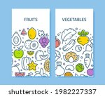 vector modern banner set with...