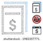 mesh price copy page polygonal...   Shutterstock .eps vector #1982357771