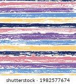 colorful vector brush srokes...   Shutterstock .eps vector #1982577674