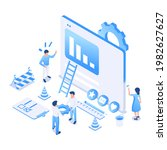 website construction process....