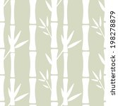 seamless pattern with... | Shutterstock .eps vector #198278879