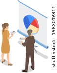 visualize with business... | Shutterstock .eps vector #1983019811
