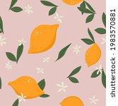 vector trendy pattern in doodle ...   Shutterstock .eps vector #1983570881