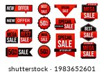 sale banner and label... | Shutterstock .eps vector #1983652601