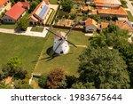 Windmill Museum In Szeged...