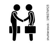 Business Mans Handshake....