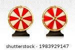 fortune wheel spin  casino...   Shutterstock .eps vector #1983929147