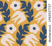 abstract seamless pattern with... | Shutterstock .eps vector #1983937727