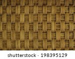 Bamboo Wall Panels Used On...