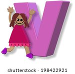 3d cartoon illustration of a... | Shutterstock . vector #198422921