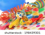 carnival decoration | Shutterstock . vector #198439301