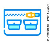 universal pocket color icon... | Shutterstock .eps vector #1984561004