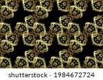 seamless geometric pattern.... | Shutterstock . vector #1984672724