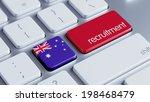 australia high resolution... | Shutterstock . vector #198468479