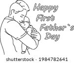 father's day. father . my... | Shutterstock .eps vector #1984782641