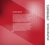 paper texture background | Shutterstock .eps vector #198486851