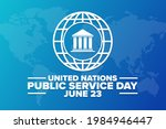 united nations public service... | Shutterstock .eps vector #1984946447