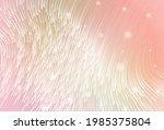 light pink  green vector...   Shutterstock .eps vector #1985375804