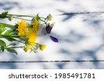 Bouquet Of Wild Flowers...