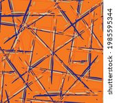 Abstract Vector Weave Irregular ...