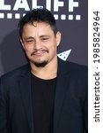 Small photo of LOS ANGELES - JUN 2: Jesse Garcia at the 7th and Union Premiere - Los Angeles Latino International Film Festival at the TCL Chinese Theater IMAX on June 2, 2021 in Los Angeles, CA