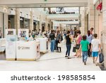 bucharest  romania   june 14 ... | Shutterstock . vector #198585854
