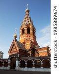 Sretenskaya  Candlemas  Church...