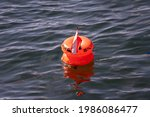Detail Of Surface Marker Buoy...