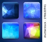 app icons or buttons templates...