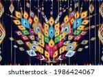 geometric ethnic oriental...   Shutterstock .eps vector #1986424067