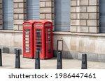 Red Telephone Box  A Telephone...