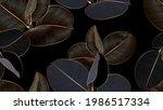 vintafe luxury golden seamless...   Shutterstock .eps vector #1986517334