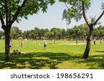 bucharest  romania   june 08 ... | Shutterstock . vector #198656291