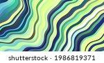 light blue  green vector...   Shutterstock .eps vector #1986819371