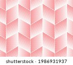 the geometric pattern with wavy ...   Shutterstock .eps vector #1986931937