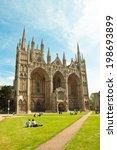 Peterborough Cathedral Uk...