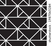 seamless   vector pattern.... | Shutterstock .eps vector #1987065284