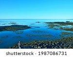 Iceland View Of Seacoast Near...