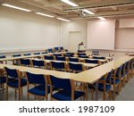 students auditorium two ready... | Shutterstock . vector #1987109