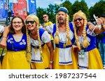 St. Petersburg  Russia   July 3 ...