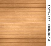 wooden wall background or... | Shutterstock . vector #198741071