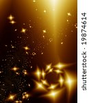 abstract stars | Shutterstock . vector #19874614