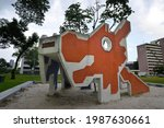 singapore   may 29  2021 ...   Shutterstock . vector #1987630661