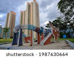 singapore   may 29  2021 ...   Shutterstock . vector #1987630664