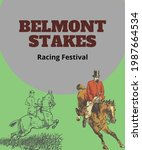 Belmont Stakes Racing Festival...