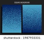 background template made blue...   Shutterstock .eps vector #1987933331
